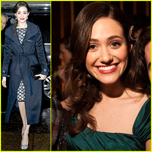 Emmy Rossum: 'Manhattan' Magazine Cover Party & Performance