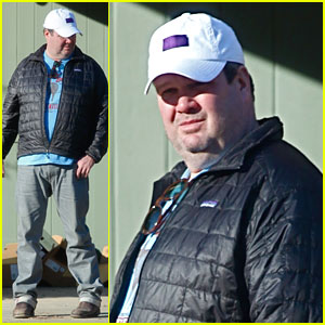 Eric Stonestreet Wants to Entertain & Bring A Character to Life!