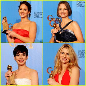 Golden Globes Winners List 2013