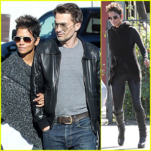 Halle Berry Pushed for More in 'Movie 43'!