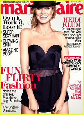 Heidi Klum: I Don't Think I Will Get Married Again
