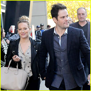 Hilary Duff & Mike Comrie: Kings' Stanley Cup Celebration!