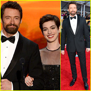 Hugh Jackman - SAG Awards 2013 Red Carpet