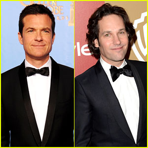 Jason Bateman & Paul Rudd - Golden Globes 2013