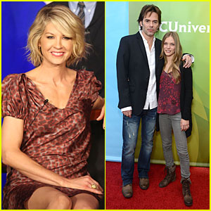 Jenna Elfman & Billy Burke: '1600 Penn' & 'Revolution' TCA Panels!