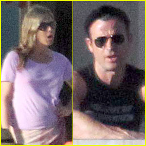 Jennifer Aniston & Justin Theroux: Alone in Cabo San Lucas!