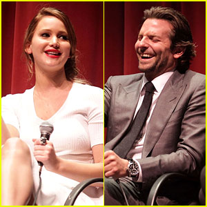 Jennifer Lawrence & Bradley Cooper: 'Silver Linings' SAG Screening
