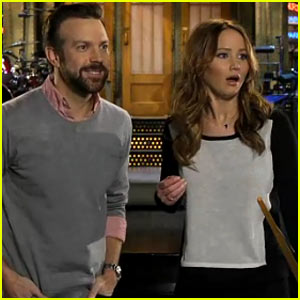 Jennifer Lawrence: 'Saturday Night Live' Promos!