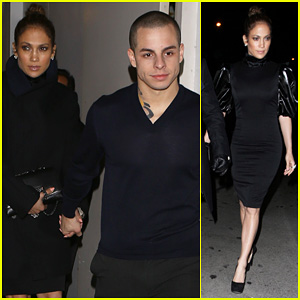 Jennifer Lopez: Casper Smart Helped Me Heal