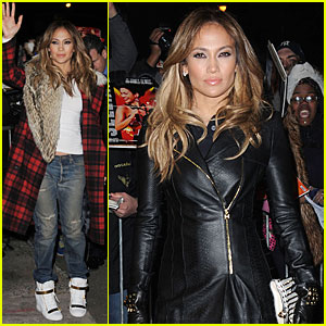Jennifer Lopez: 'The Daily Show with Jon Stewart' Appearance Tonight!