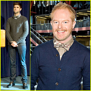 Jesse Tyler Ferguson: Religious Freedom & Marriage Fairness Act Press Conference!