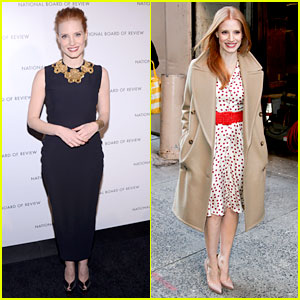 Jessica Chastain - National Board of Review Awards 2013