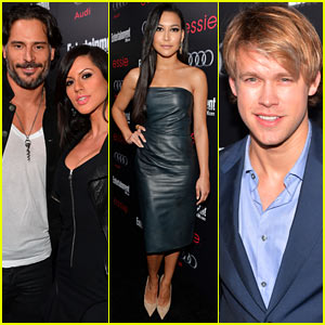 Joe Manganiello & Chord Overstreet: SAG Awards 2013 Pre-Party!