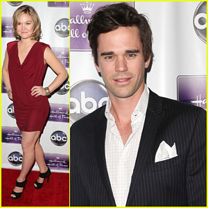 Julia Stiles & David Walton: 'The Makeover' Premiere!