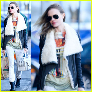 Kate Bosworth: Bristol Farms Grocery Gal!