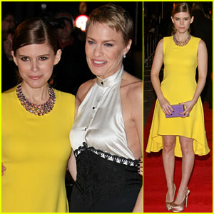 Kate Mara: 'House of Cards' Netflix Series Premiere!