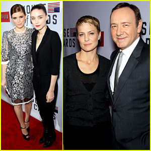 Kate & Rooney Mara: 'House of Cards' New York Premiere!