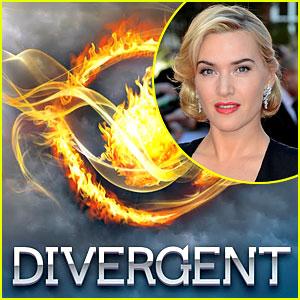 Kate Winslet: 'Divergent' Role Confirmed?