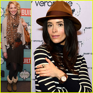 Katherine Heigl & Abigail Spencer: Kari Feinstein's Style Lounge