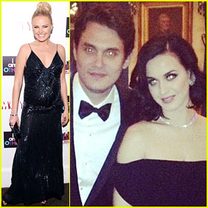 Katy Perry & John Mayer: Inauguration Ball!
