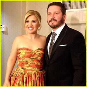 Kelly Clarkson: Inaugural Ball 2013 with Brandon Blackstock!