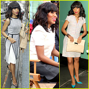 Kerry Washington: 'Scandal's Current Arc Ends Next Week!