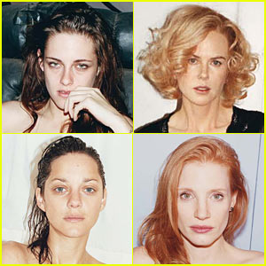 Kristen Stewart & Nicole Kidman: W Magazine's Best Performances Feature!