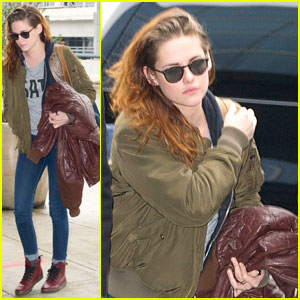 Kristen Stewart: Robert Pattinson Will Present at Go