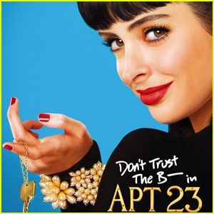 Krysten Ritter: 'Don't Trust the B---- in Apartmen