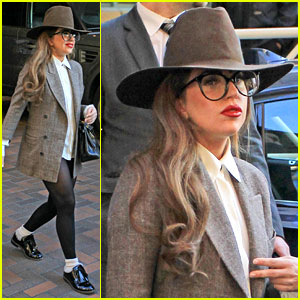 Lady Gaga Steps Out After Kelly Osbourne Feud
