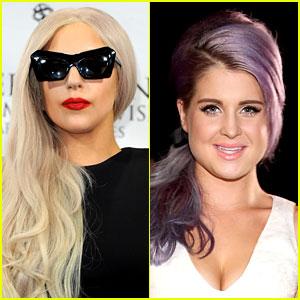 Lady Gaga to Kelly Osbourne: Stop Breeding Negativity!