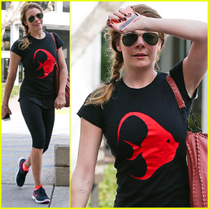 LeAnn Rimes: Angelfish at the Gym