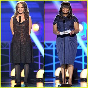 Melissa Leo & Octavia Spencer - Critics' Choice Awards 2013