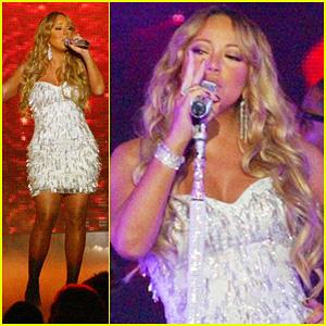 Mariah Carey: Jupiters Gold Coast Show!
