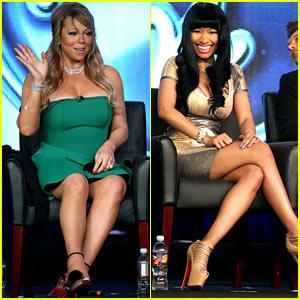 Mariah Carey Boyfriend 2013 Mariah Carey  amp Nicki Minaj