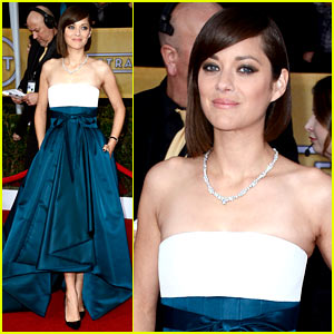 Marion Cotillard - SAG Awards 2013 Red Carpet