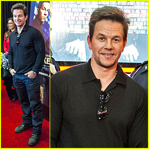 Mark Wahlberg: 'Broken City' Fan Event in Atlanta!
