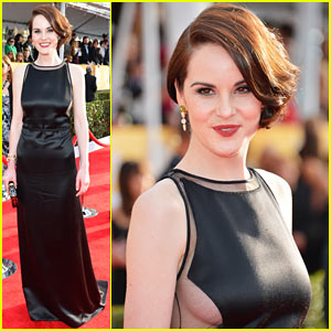 Michelle Dockery - SAG Awards 2013 Red Carpet