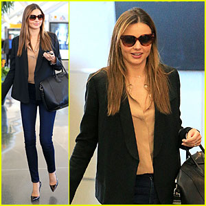 Miranda Kerr: 'Treasure Yourself: Power Thoughts For My Generation' Author!