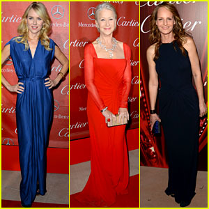 Naomi Watts & Helen Mirren: Palm Springs Film Festival Awards Gala!