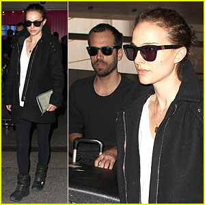 Natalie Portman: Benjamin Millepied Named Paris Opera Ballet Director!