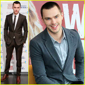 Nicholas Hoult: 'Warm Bodies' Rome Premiere & Photo Call!