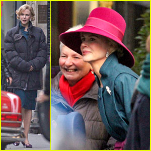 Nicole Kidman: 'Grace of Monaco' Set!
