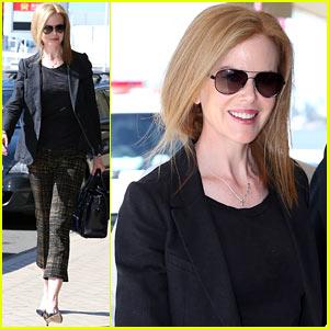 Nicole Kidman: See Ya, Sydney!