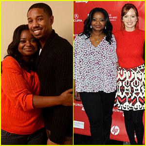 Octavia Spencer & Michael B. Jordan: 'Fruitvale' at Sundance!