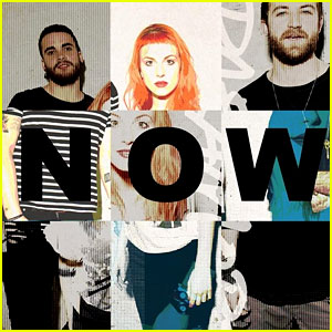 Paramore's 'Now' - Listen to the New Single!