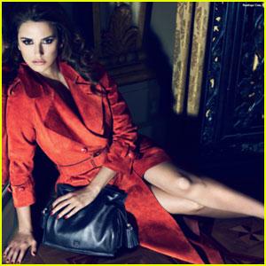 Penelope Cruz: Loewe's Spring/Summer 2013 Campaign Pics!