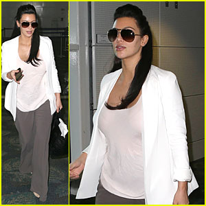 Pregnant Kim Kardashian Will Be in Abidjan for Two Events!