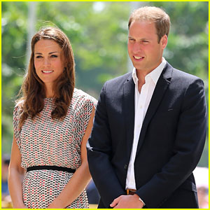 Prince William & Kate Middleton: Due Date Revealed!