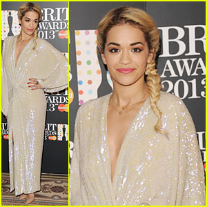 Rita Ora: BRIT Awards Nominations Announcement!